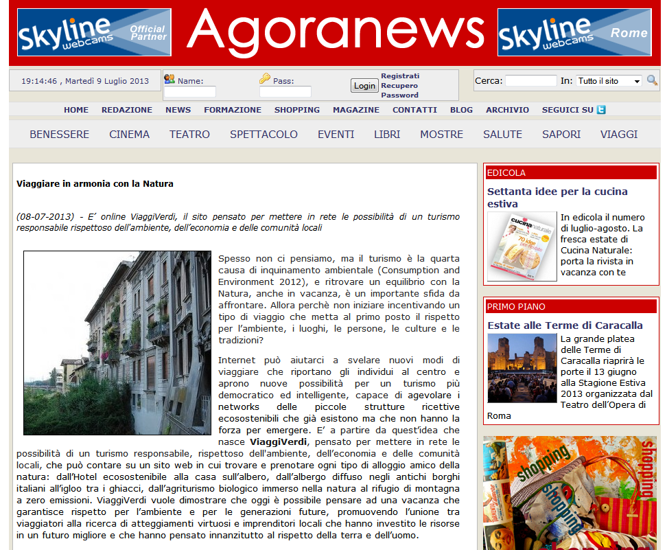 AgoraNews.it - Viaggiare in armonia con la Natura_20130709-191446