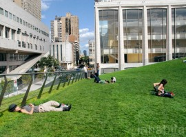 20 The Illumination Lawn at Lincoln Center - Inhabitat