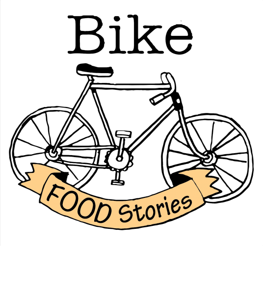 Bike Food Stories logo
