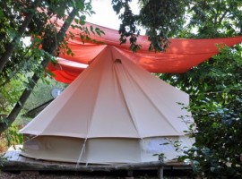 Eco-Glamping
