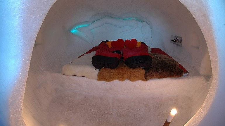 Igloo Village Zermatt