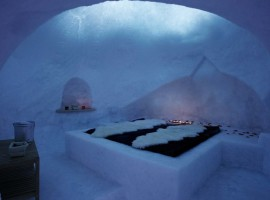 Una notte in Igloo in Val Senales