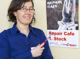 repair café in Tirolo