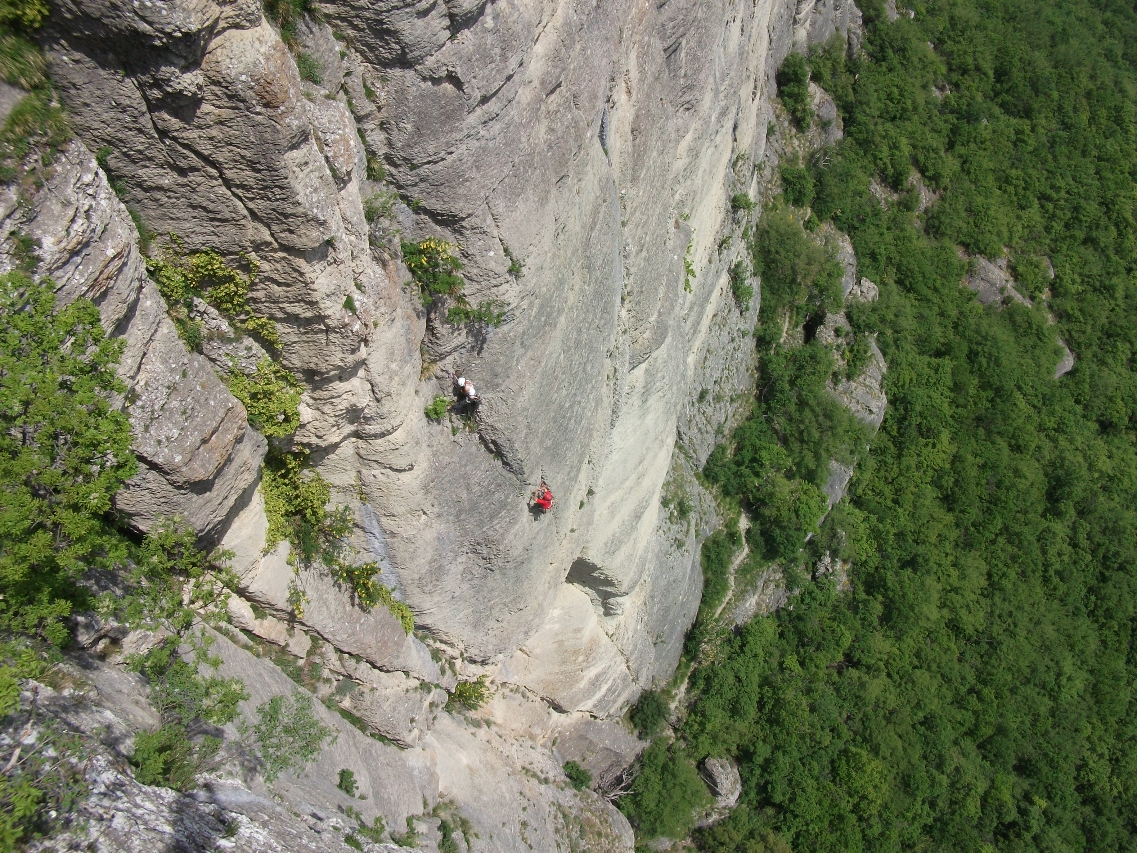 I 10 imperdibili posti dove arrampicare in Italia