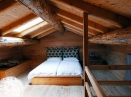 Eco-chalet in Trentino