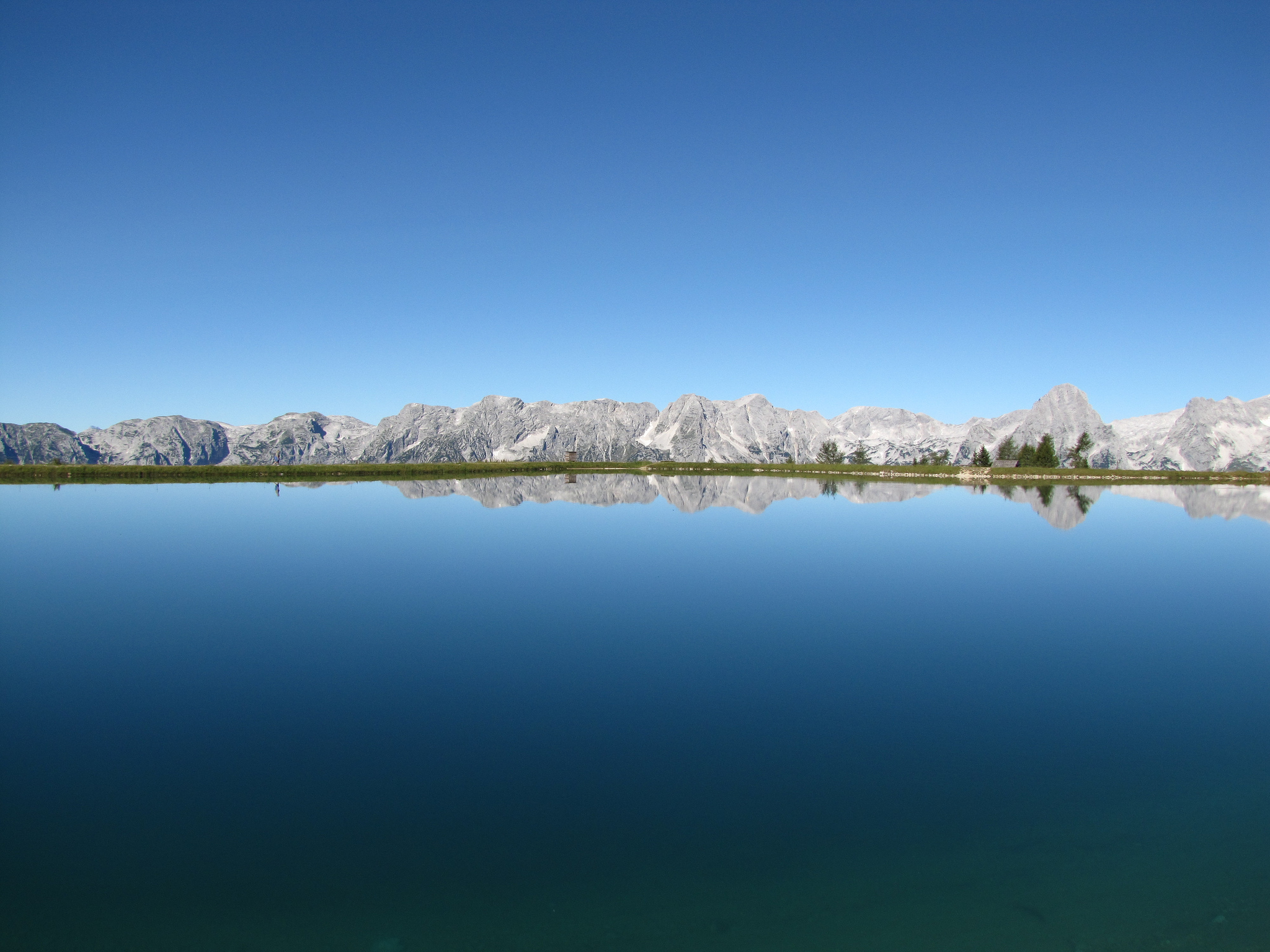 Speichersee Hösskogel - Peter Krimbacher via Flickr