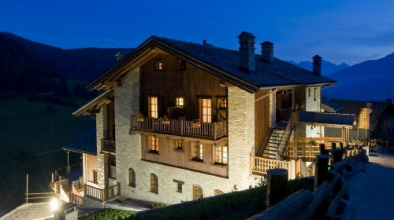 Maison Cly, hotel paradisiaco a quattro stelle, strutture green