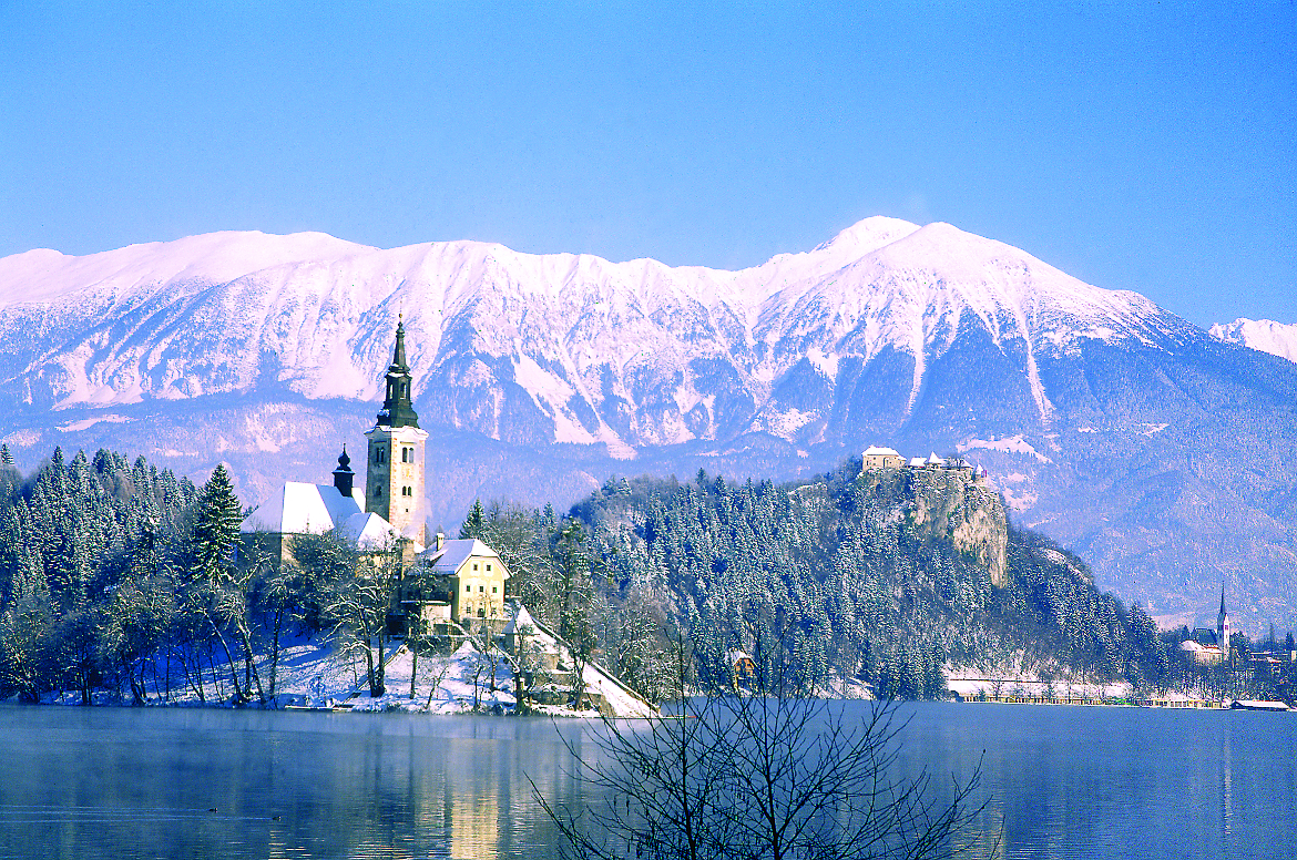 Bled con nieve