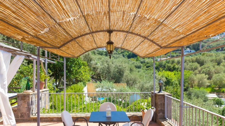 Spazio esterno - Villa Carolina Country House