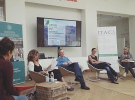 Workshop durante IT.A.CA'Rimini innovation square
