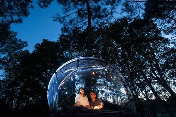 Camping sotto le stelle