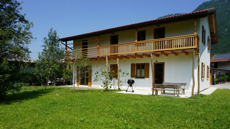 ecoHouse FURLAN - Apartment PINJA