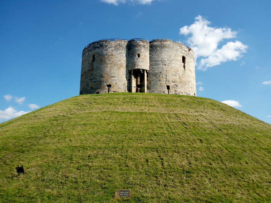 Clifford Tower a York
