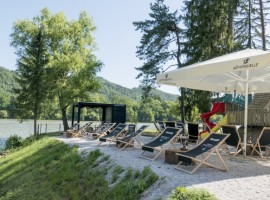 glamping eco-friendly in Slovenia
