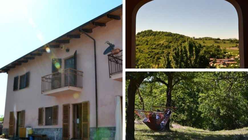 Bed & Breakfast RossoMonferrato, perfect destination for a Relaxing Getaway Outside Milan