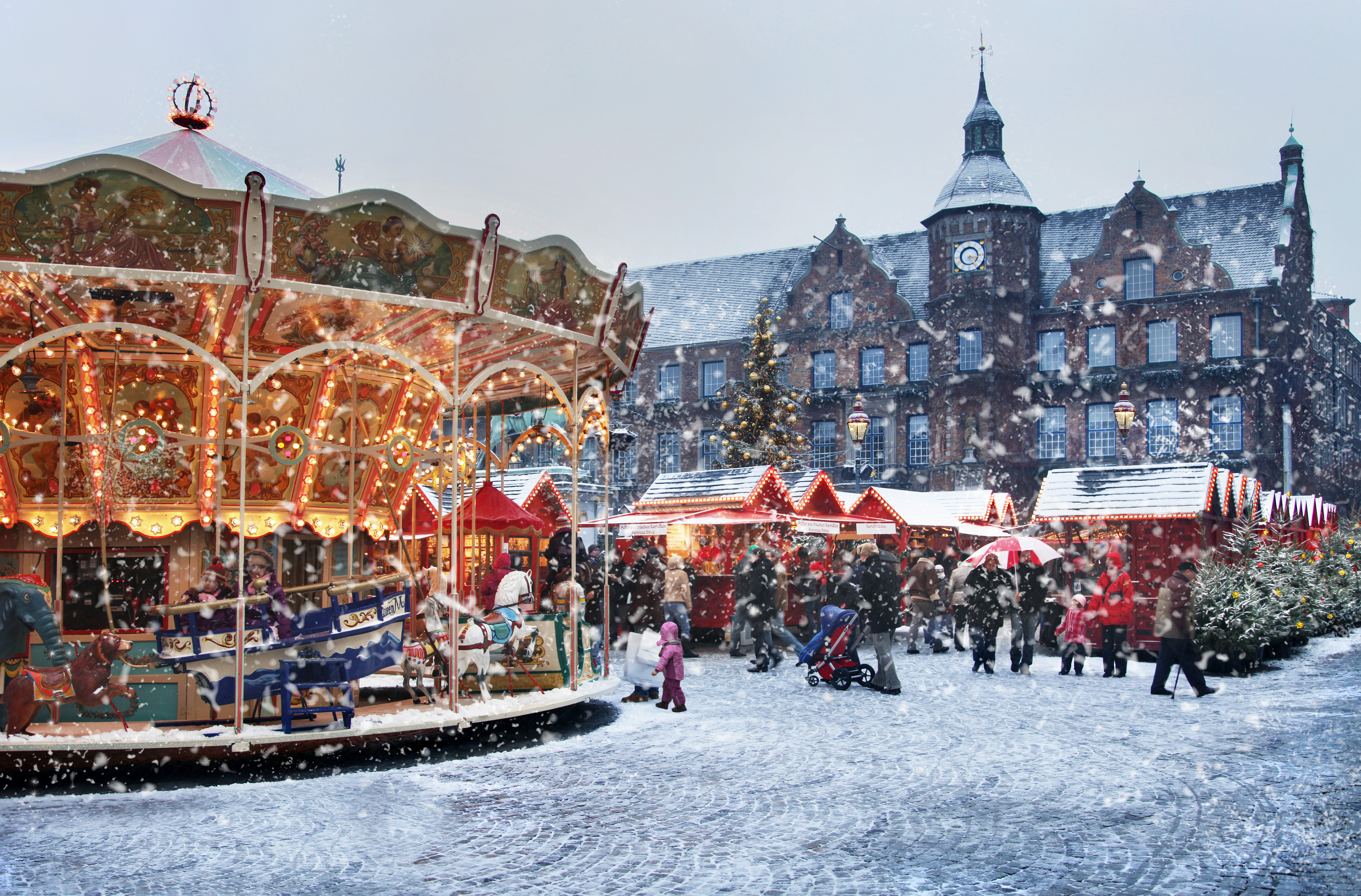 Find Out Christmas Markets In The South Of Italy Ecobnb
