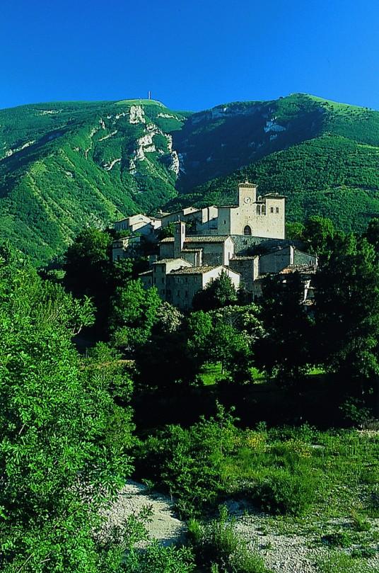 Piobbico, Apennines in Marche Region, Photo by Turismo Marche, via Flickr