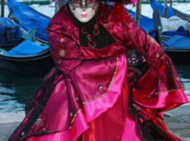 Pouinette at 2010 Venice Carnival by F Kovalchek via Flickr