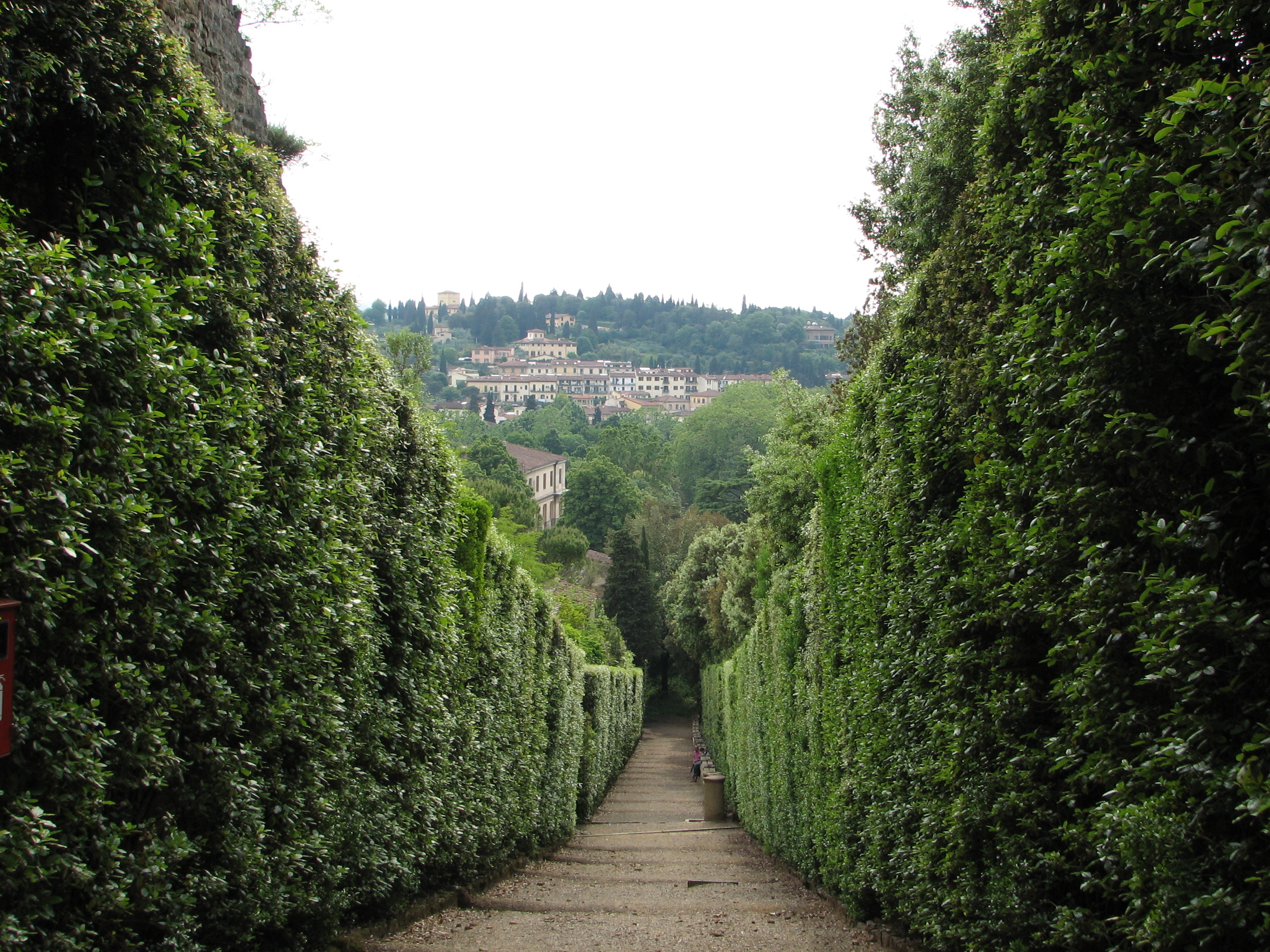 Boboli Labyrinth Incredible Green Labyrinths Italy Ecobnb