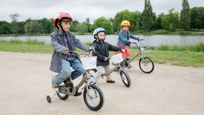 Bike-sharing for children