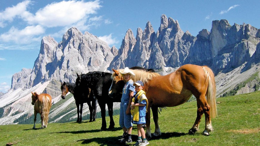 Ecotourism in the Alps
