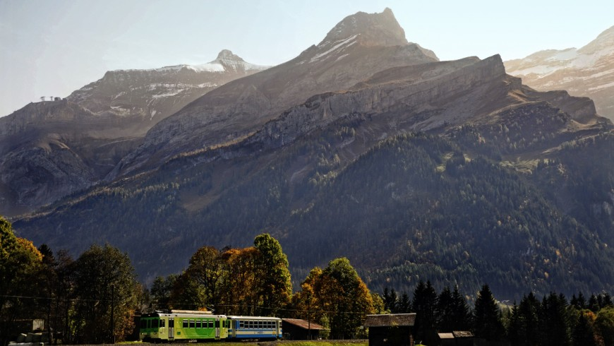 Sustainable tourism on the Alps, Alpine Pearls, Les Diablerets