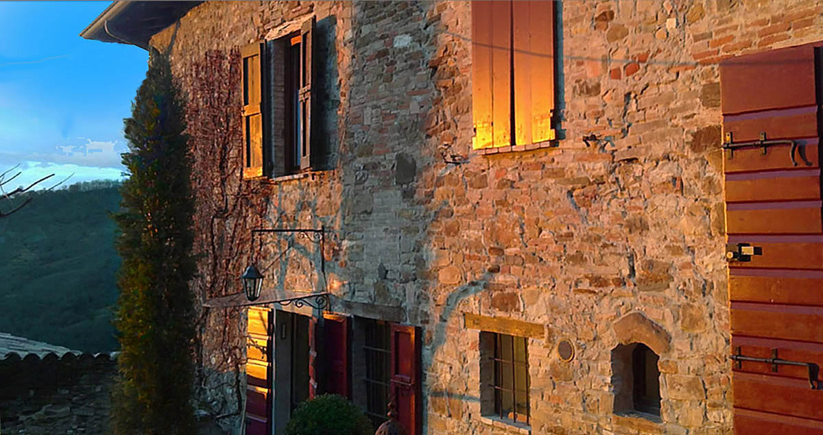 La locanda di Woodly, bed & breakfast near Parma, Italy