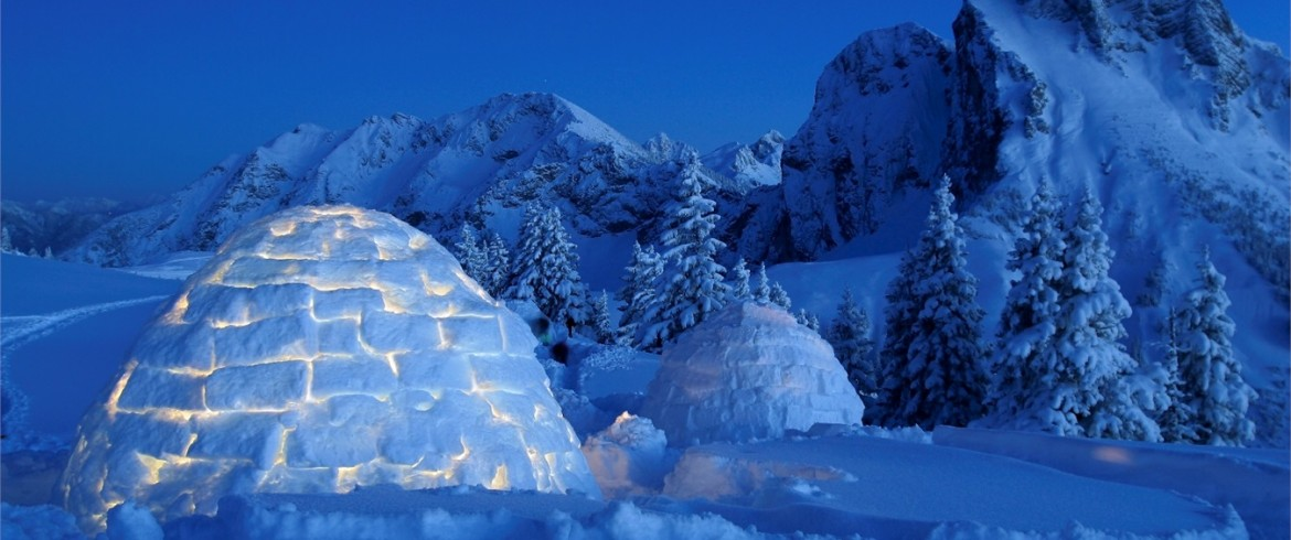 Top 16 Europe's most beautiful Igloo - Ecobnb