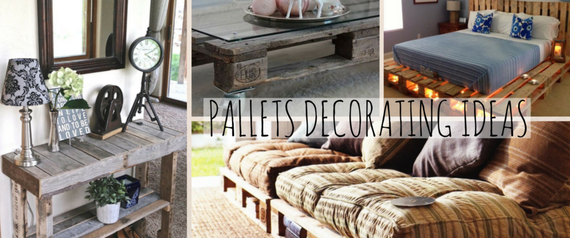Recycling 5 Pallet Decorating Ideas