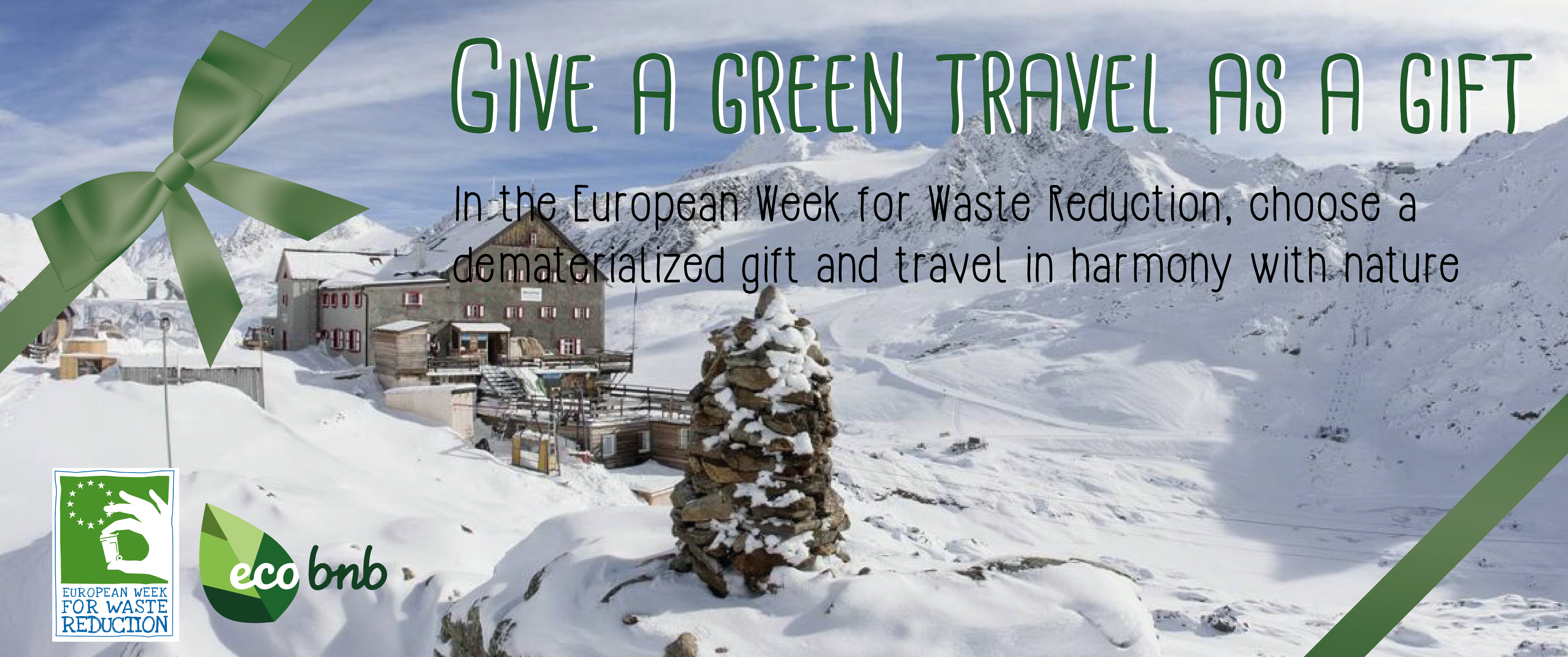 give a green travel as a gift