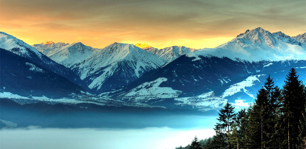 The moutains of Abruzzo