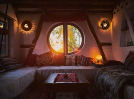 Here you will feel like living among the Hobbits