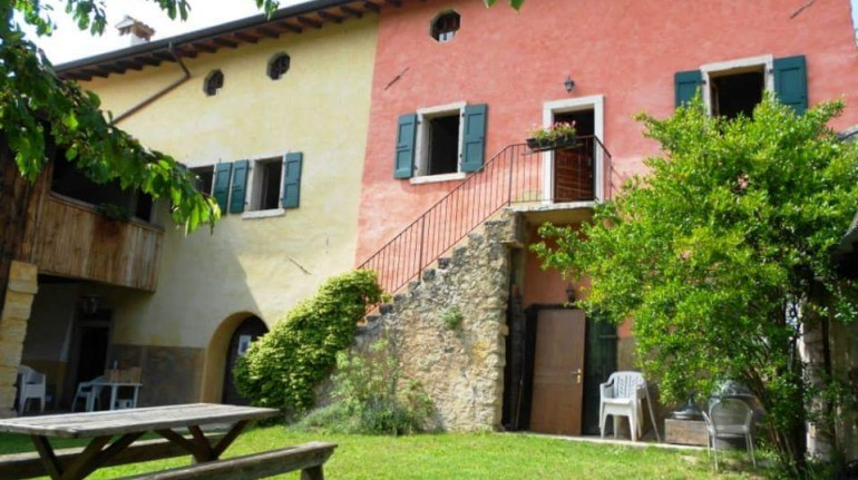 Il Rovero, for a farm holiday in Veneto