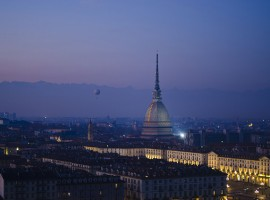 Turin, photo by Federico Feroldi