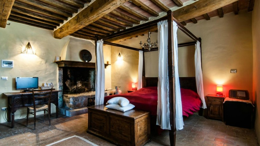 Sant'Egle Eco Suite for your Romantic getaway in Maremma, Tuscany