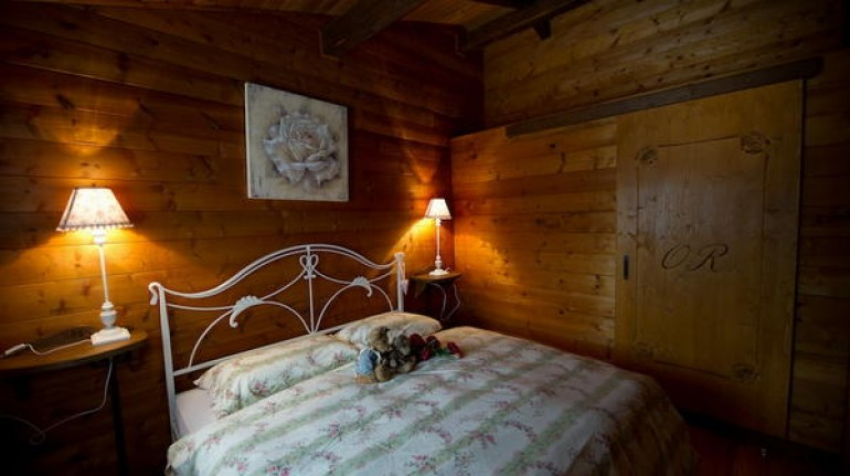 Orse Rose Chalet, in the Belluno Dolomites National Park