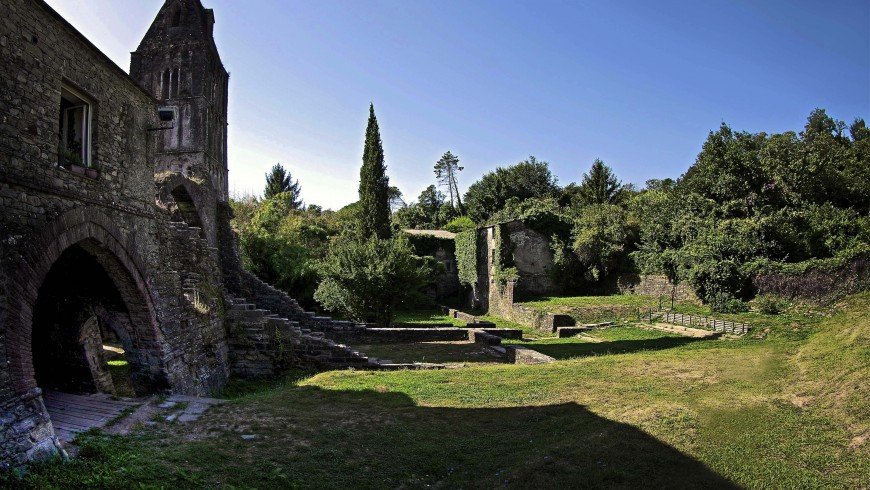 The Monastery of Valle Christi, destination for spiritual walks in Italy