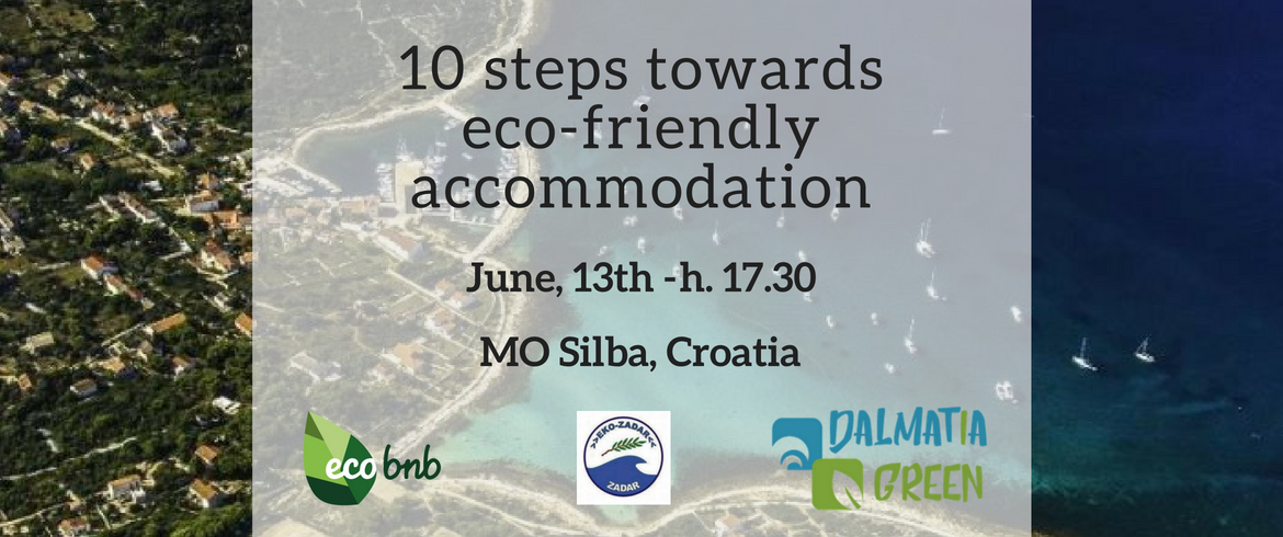 Ecobnb - Workshop in Croatia