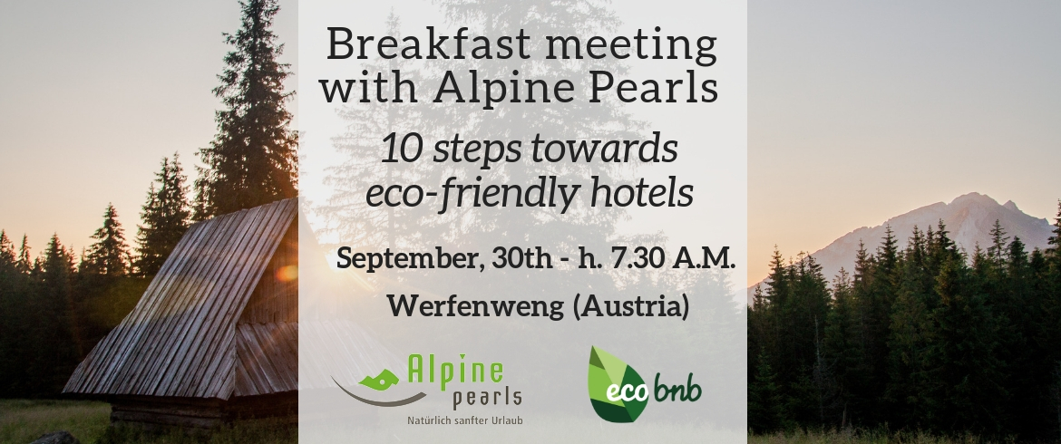 breakfast meeting alpine pearls
