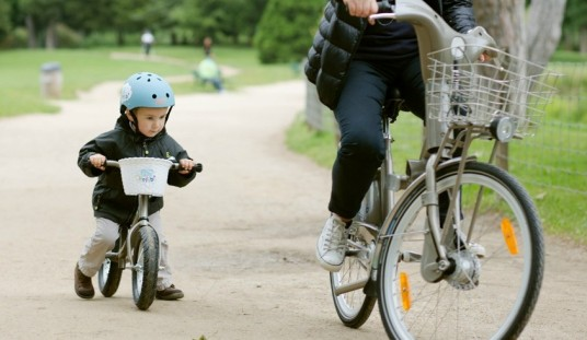 Junior BikeMi, the first bike sharing for kids in Milan
