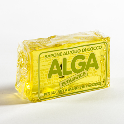 Ecological detergent with Alga Soap