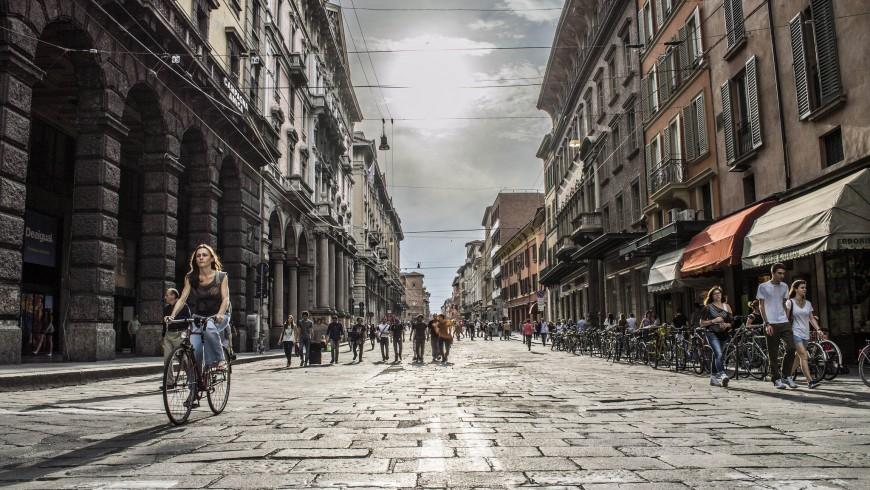 Discover Bologna by bike