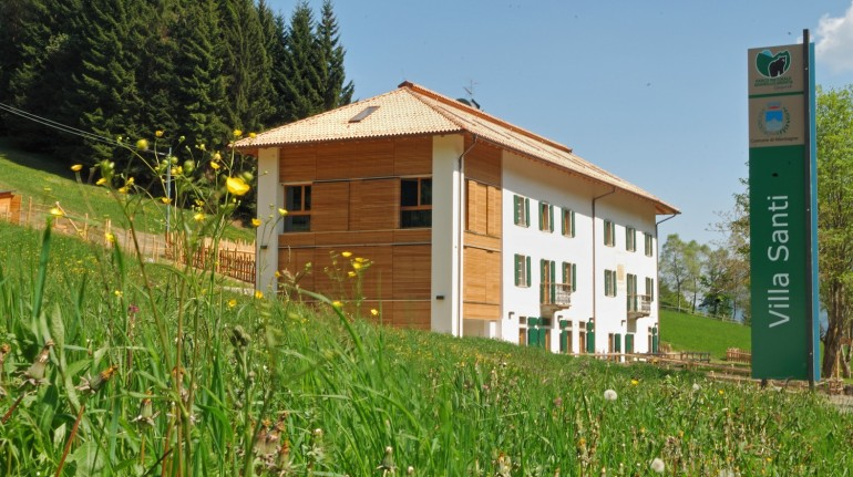 eco-friendly accommodation in Trentino South Tyrol