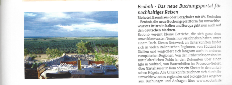 The German Magazin Exclusiv talks about us