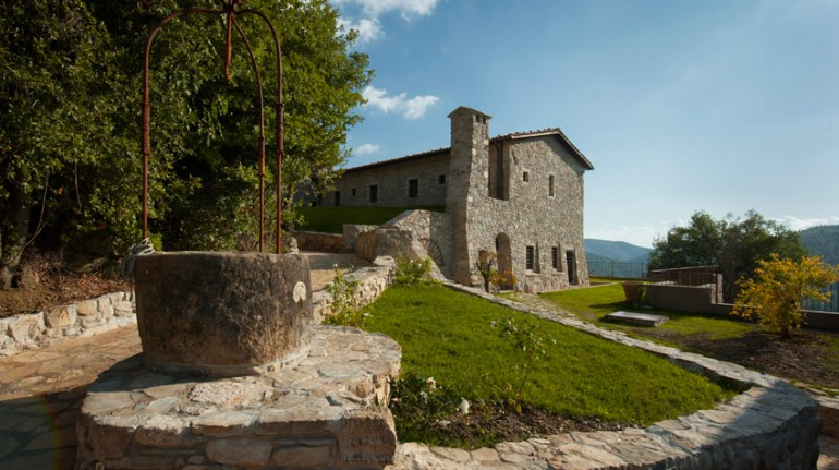 Eco-friendly holiday in Umbria