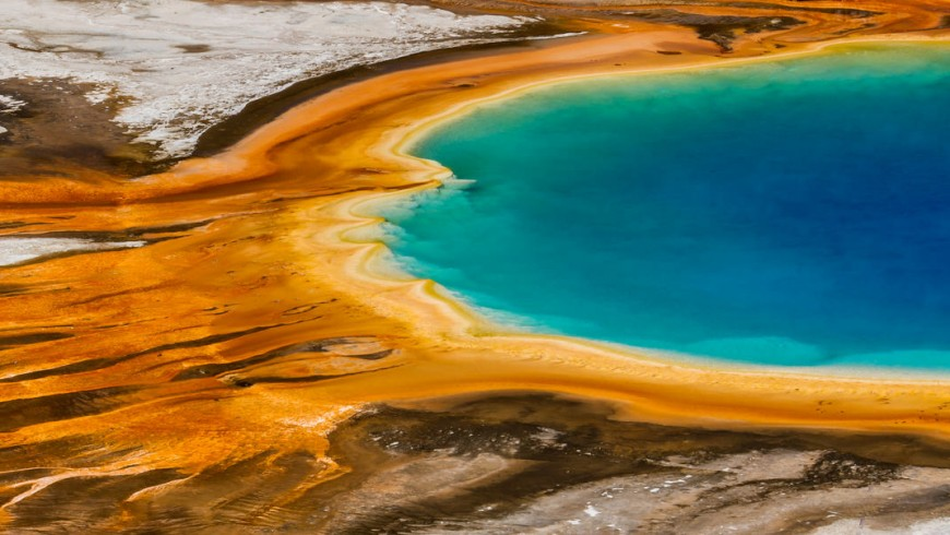 Grand Prismatic Spring, United States
