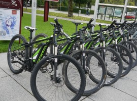 e-bikes in Bad Reichenhall