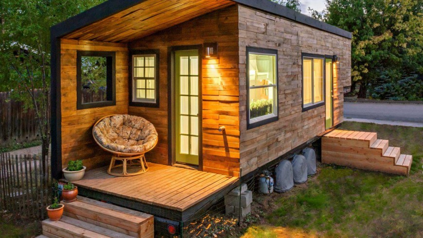 Tiny houses an eco friendly small life ecobnb for Ecofriendlyhouses net