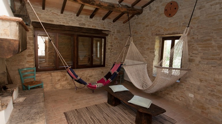 Eco-friendly accommodation in Italy for group travels