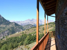 Your chalet in Maira Valley